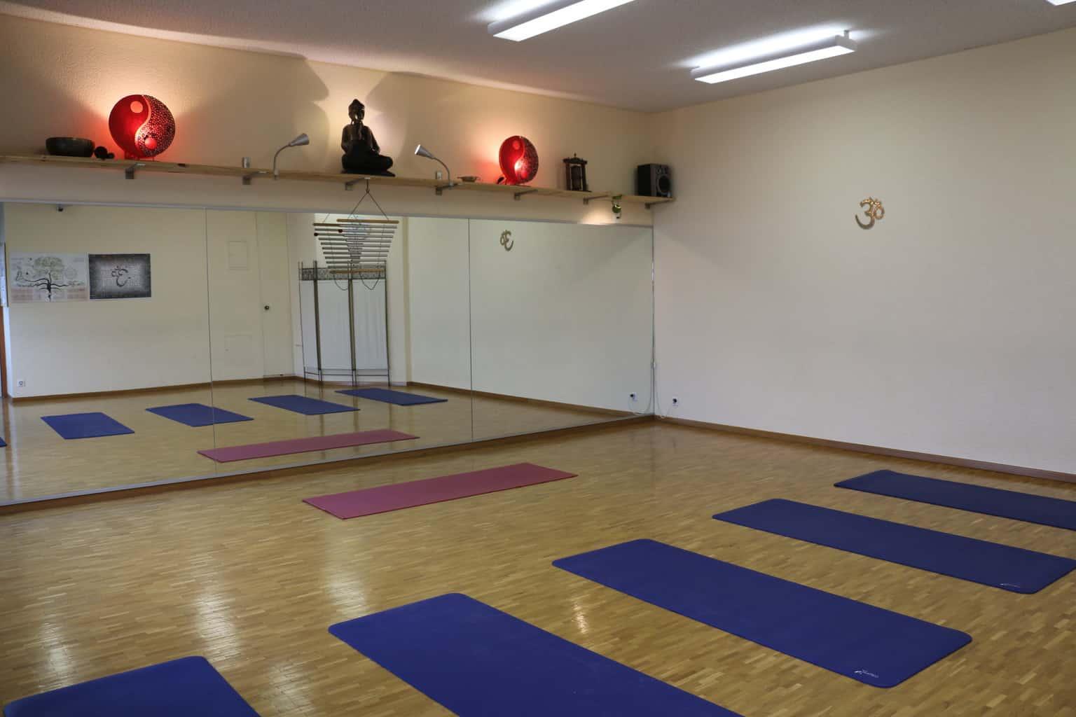 Studio Yoga Geneve Nations | Salle de Yoga